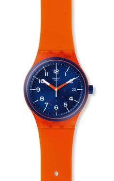 reloj swatch hombre sistem tangerine hombre suto