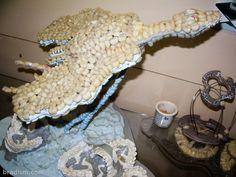 Human Teeth, Creepy Stuff, Bird Sculpture, Entertaining, Creepy Things, Funny