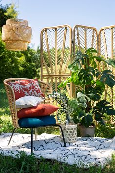 jardin miliboo decoration exterieur