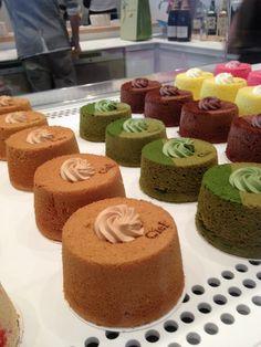 Angel Cakes at Patisserie Ciel