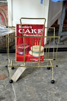 'Thank Vintage it's Friday' Vintage Fayre organised by Hay Does Vintage in Hay-on-Wye Kitchen Cart, Friday, Organization, Vintage, Home Decor, Getting Organized, Organisation, Kitchen Trolley, Vintage Comics