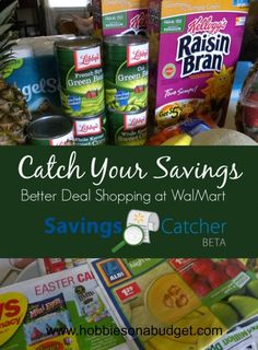 If you shop at @Walmart, you need to check out the new #savingscatcher that lets you enter your receipts and save money!  #shop #cbias
