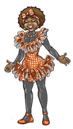 german's art esp Afro Art, Disney Characters, Fictional Characters, German, Disney Princess, Patterns, Vestidos, Carnival Centerpieces, Carnival Costumes