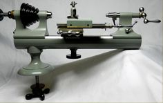 Wolf jahn watchmakers' lathes