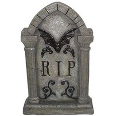 """Target:17"""" Tombstone - RIP - Polyvore"""