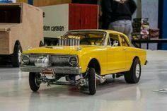 Ford Falcon Gasser Model Cars Kits, Kit Cars, Plastic Model Cars, Ford Falcon, Drag Cars, Drag Racing, Scale Models, Cars And Motorcycles, Cool Cars