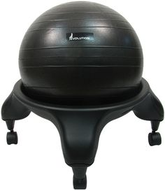 balance ball chair improves posture allows you to fidget and