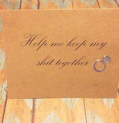 Will You Be My Bridesmaid Cards Bridesmaid Proposal Maid