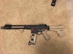 Spikes AR 5.56/.223 pistol build