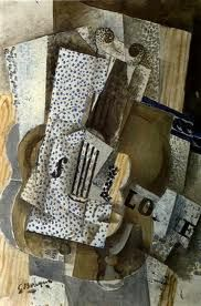 Violin Melodie via Georges Braque Size: cm Medium: oil, canvas Georges Braque, Matisse, Raoul Dufy, Harlem Renaissance, Synthetic Cubism, Oil Canvas, Francis Picabia, Music Drawings, Marcel Duchamp