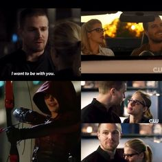 Best episode yet this season? I think yes #arrow #mynameisoliverqueen