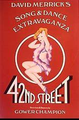 42nd Street #musicals
