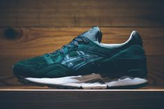 Asics Gel Lyte V (Dark Green)