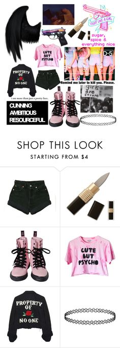 """""""Untitled #234"""" by slytheringirl1033 ❤ liked on Polyvore featuring Fashion Lab, Dickies and High Heels Suicide"""
