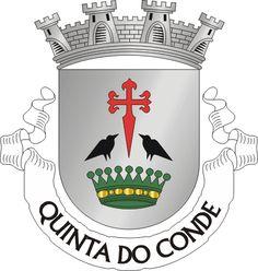 Brasão de armas de Quinta do Conde