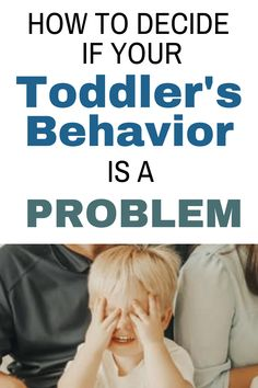 """Have you been ignoring your toddler's behavior because you think """"he/she will grow out of it""""? Well, it can only get worse. Here is a list of behaviors you need to start correcting and how to make a behavior plan that works best for your family. Toddler Behavior, Toddler Age, Parenting Toddlers, Parenting Hacks, List Of Behaviors, Love And Logic, 1 Year Olds, He Is Able, Denial"""