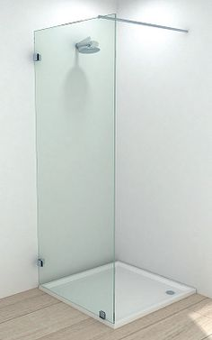 Simple shower screen (SH/ENT/001)