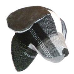 Cabezas de tela de animales en regalopedia ideas para el hogar pinterest telas animales y - Cabezas animales tela ...
