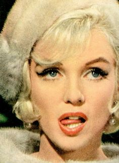 """Marilyn Monroe on the set of """"Something's Got To Give"""", 1962."""