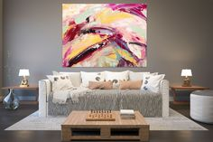 Large Abstract wall art,Original Abstract wall art,large art on canvas,xl abstract painting,abstract wall art Large Abstract Wall Art, Colorful Wall Art, Large Painting, Texture Painting, Painting Abstract, Canvas Wall Decor, Home Decor Wall Art, Extra Large Wall Art, Large Art