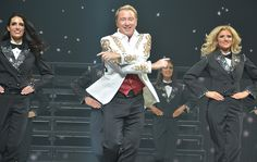 "Turning the clock back – Michael Flatley does the impossible in his ""Lord of the Dance: Dangerous Games"" show on Broadway.  Nov 10, 2015."