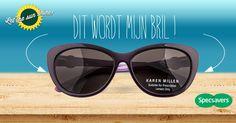Ik maak kans om deze zonnebril op te halen in Mallorca @Specsavers Nederland #WallOfSun