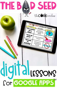 Assign through Google Slides and Google Forms to teach these digital book companion reading lessons for 3rd and 4th grades. Also in printable format.