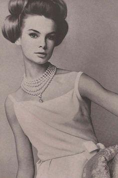 Jean Shrimpton by Irving Penn 1962
