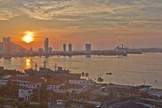 Cartagena Sunrise #colombia