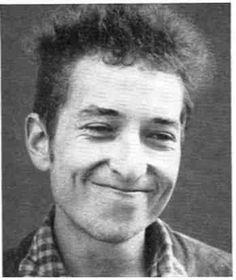 16- Bob Dylan smile
