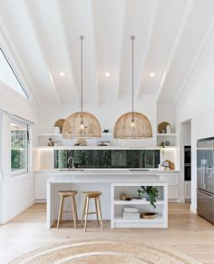 Design Homes Simple Interior Design - Trend Home Design Ideen 2019 Interior Design Minimalist, Interior Modern, Kitchen Interior, Design Kitchen, Small Home Interior Design, Scandinavian Interior Design, Australian Interior Design, Dream House Interior, Scandinavian Kitchen