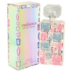 Radiance by Britney Spears 3.4 oz / 100 ml EDP Spray Perfume for Women NIB #BritneySpears