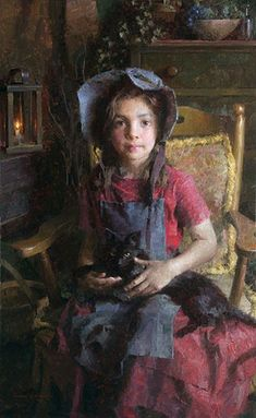 The Confidant, Morgan Weistling