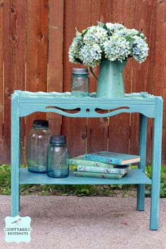 Vintage and Thrifty Upcycled Project and Finds and a FUN LINKY Party...ALL WELCOME at Junkin Joe's
