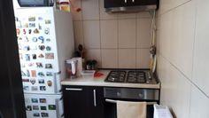Garsoniera decomandata 1 Mai etaj 2/4 Craiova - imagine 4 1. Mai, Kitchen Cabinets, Kitchen Appliances, Stove, Home Decor, Diy Kitchen Appliances, Home Appliances, Decoration Home, Range