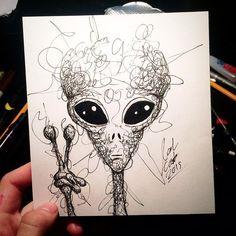 Drawing by Coatesart