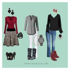 Designer Clothes, Shoes & Bags for Women Body Shape Chart, Body Shapes, Body Type Clothes, Inverted Triangle Fashion, Athletic Body Types, Women's Clothes, Clothes For Women, Triangle Body Shape, Pear Body