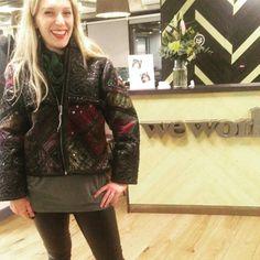 Leather Jacket, How To Wear, Jackets, Fashion, Studded Leather Jacket, Down Jackets, Leather Jackets, Moda, La Mode