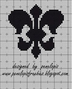 Penelopis' cross stitch freebies