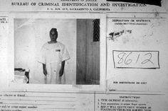 32 Prisoner 8612 identification card