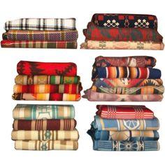 BEACON and PENDLETON blankets (1860-1940s)