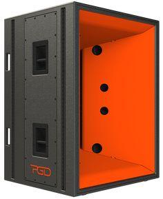 Pro Audio Speakers, High End Speakers, Horn Speakers, Dj Equipment, Speaker Design, Loudspeaker, Horns, Locker Storage, Pure Products