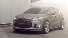 DS4 Racing Concept by Citroen