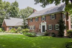 1920's Brick Colonial with quality renovations.