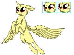MLP FIM - Alicorn Base by DrawingDye.deviantart.com on @deviantART