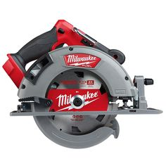 Milwaukee Fuel 18 Volt Lithium-Ion 15 Amp Inch Cordless Circular Saw (Tool Only) (Non-Retail Packaging) Circular Saw Reviews, Best Circular Saw, Circular Saw Blades, Milwaukee Tools, Milwaukee M18, Home Depot, Sierra Circular, Cordless Power Tools, Gadgets And Gizmos