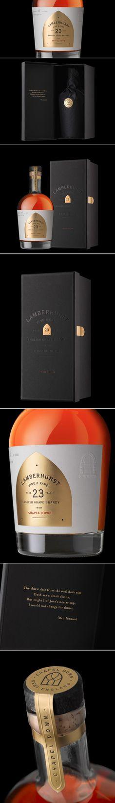 Lamberhurst — The Dieline | Packaging & Branding Design & Innovation News