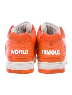 size 40 1f78e 6b630 SB Air Force 2 Orange Blaze Sneakers. Supreme x Nike ...