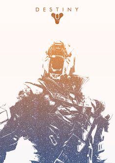 Destiny - Minimalist Posters on Behance