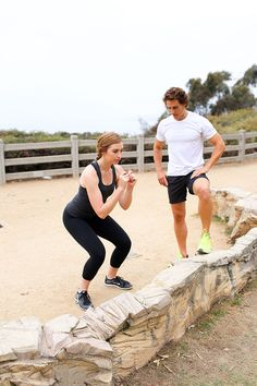 Park Bench Workout: Plyo Jumps